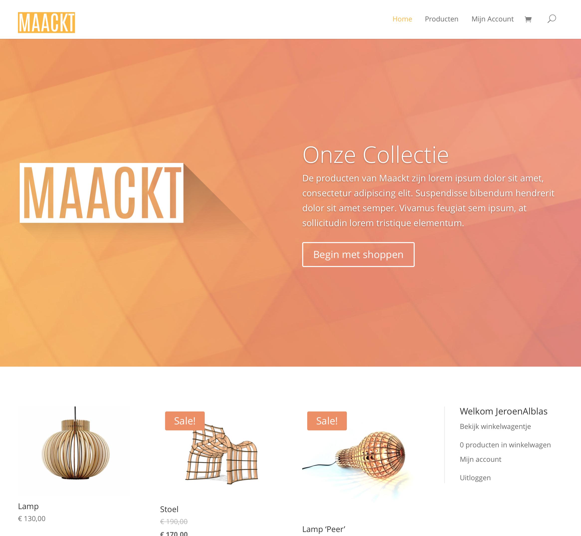 MAACKT startup