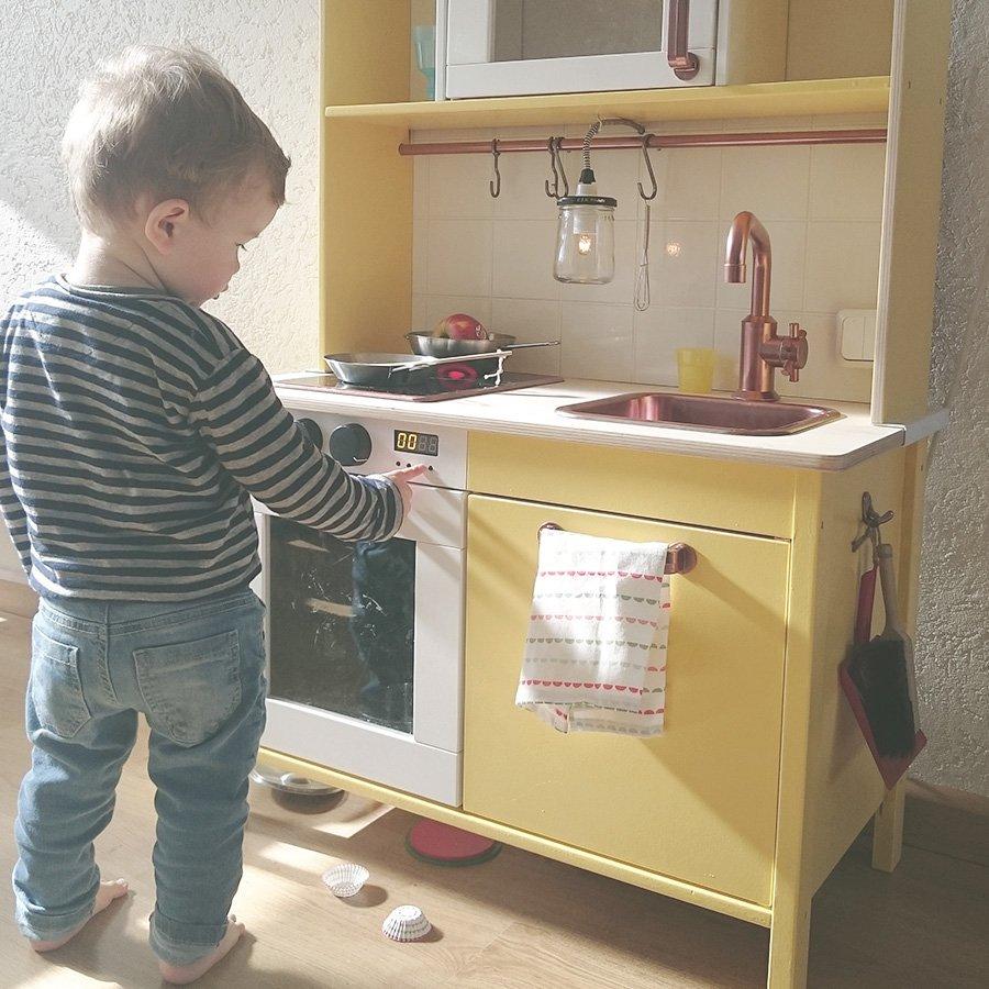 Speelkeuken (Ikea hack)