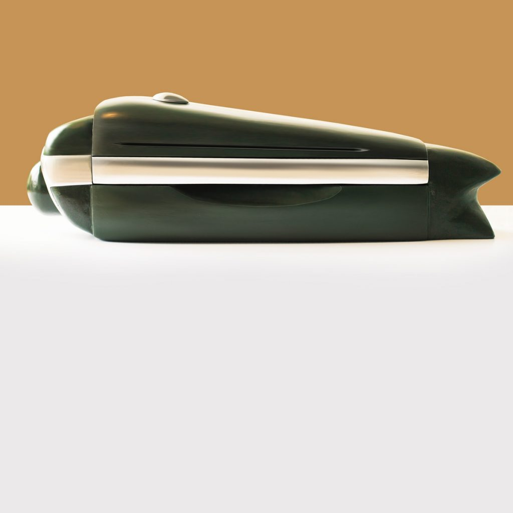 Innovative printer/scanner design inspired by Raymond Loewy
