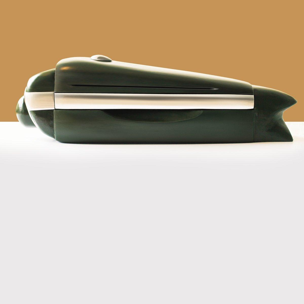 Innovative printer/scanner design inspired by Raymond Loewy