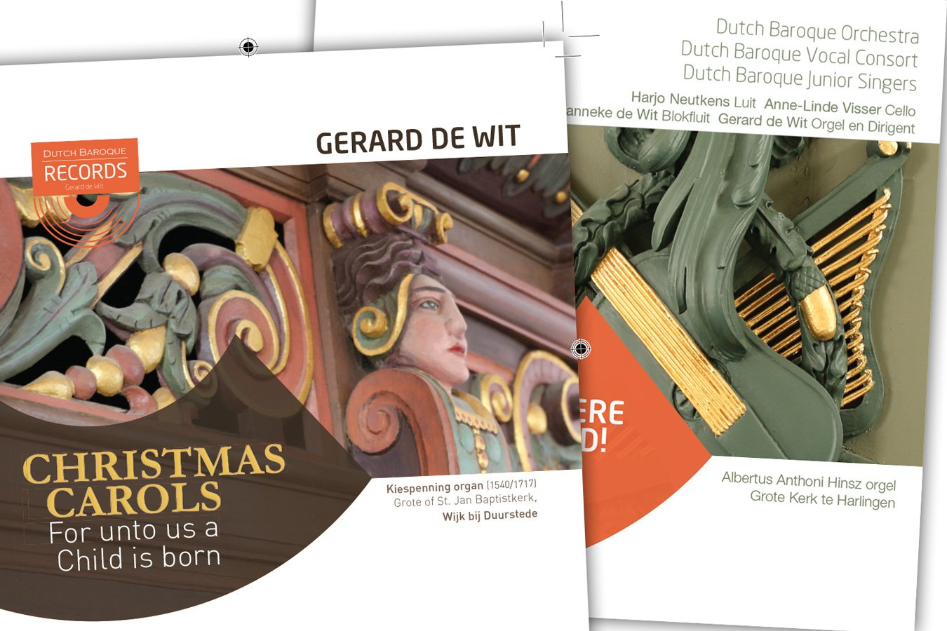 Dutch Baroque records cd serie