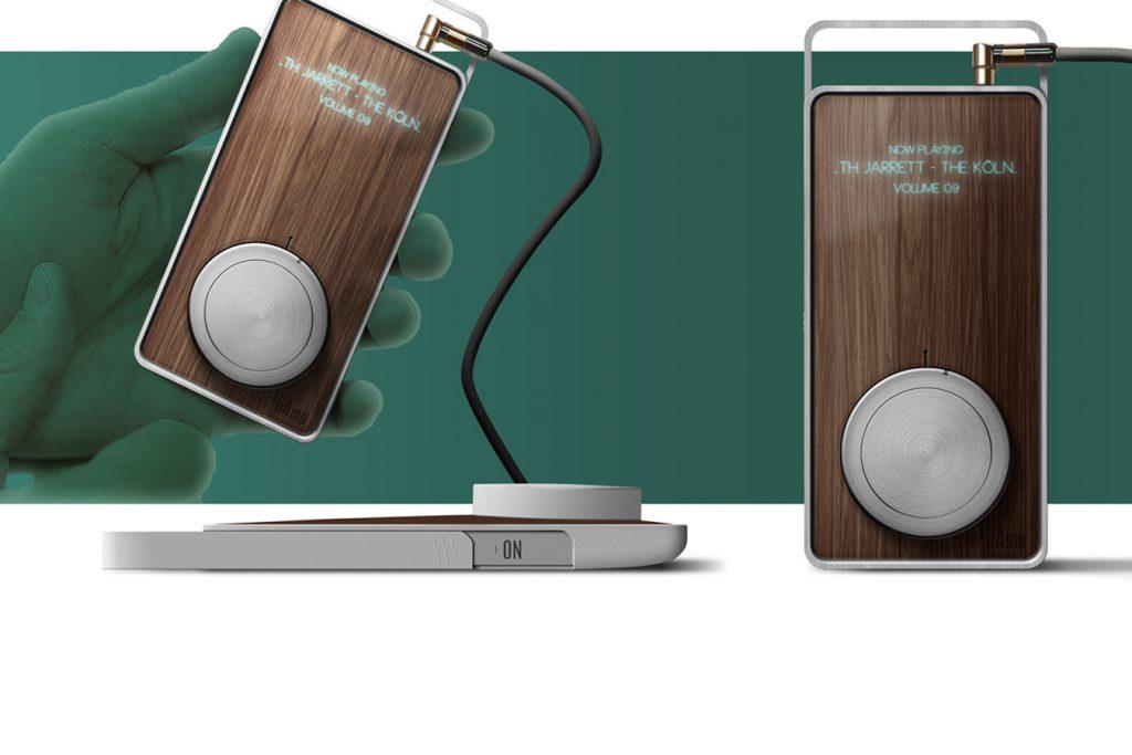 Rich portable audio Device