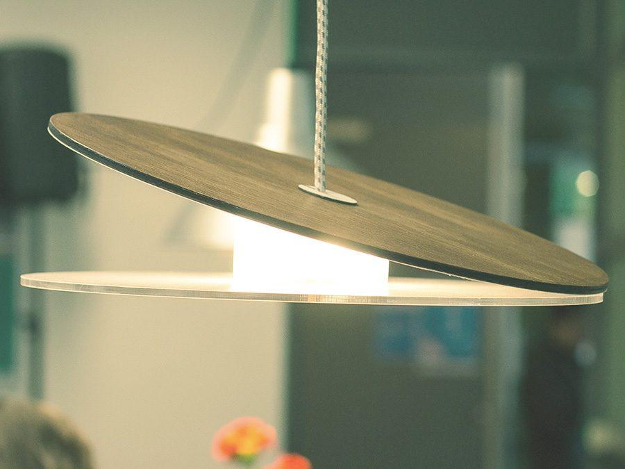 Parabel lamp