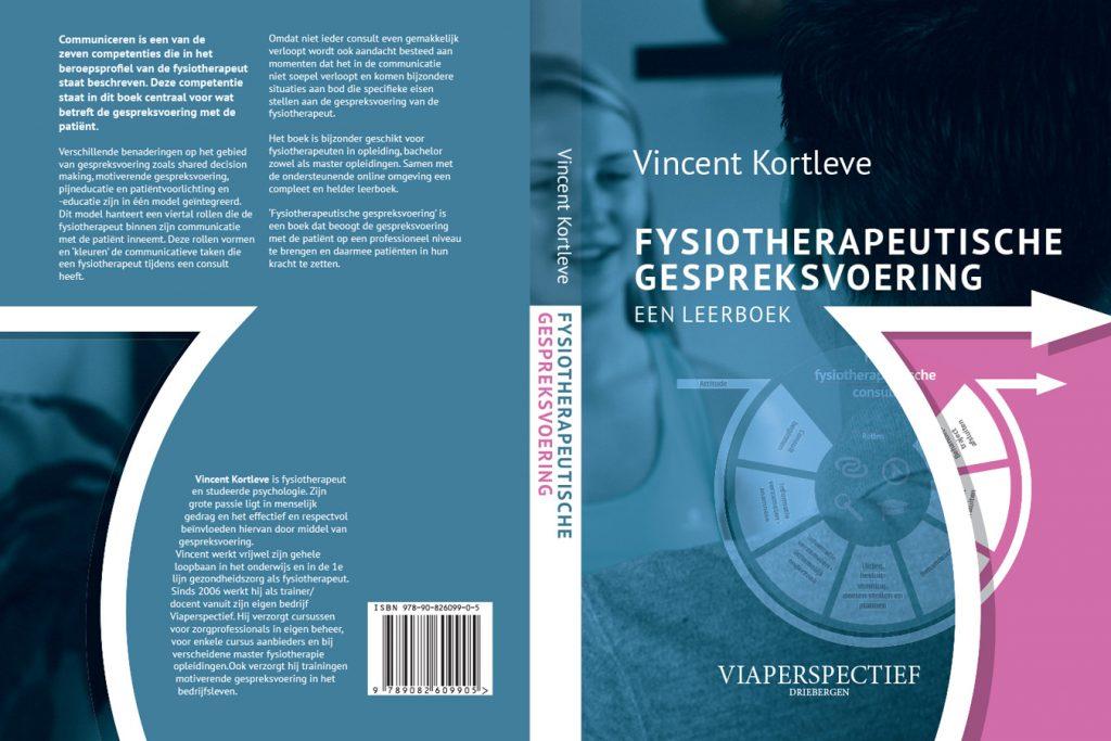 Boek: FYSIOTHERAPEUTISCHE GESPREKSVOERING (Vincent Kortleve)