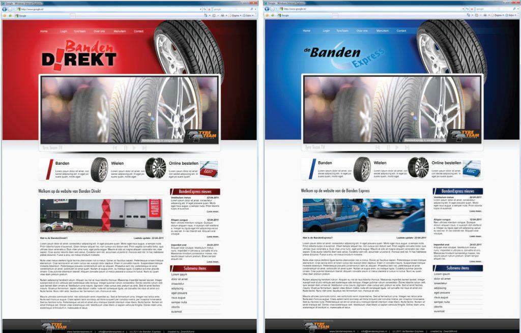 TyreTeam website