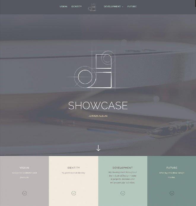 Industrial Design Master showcases