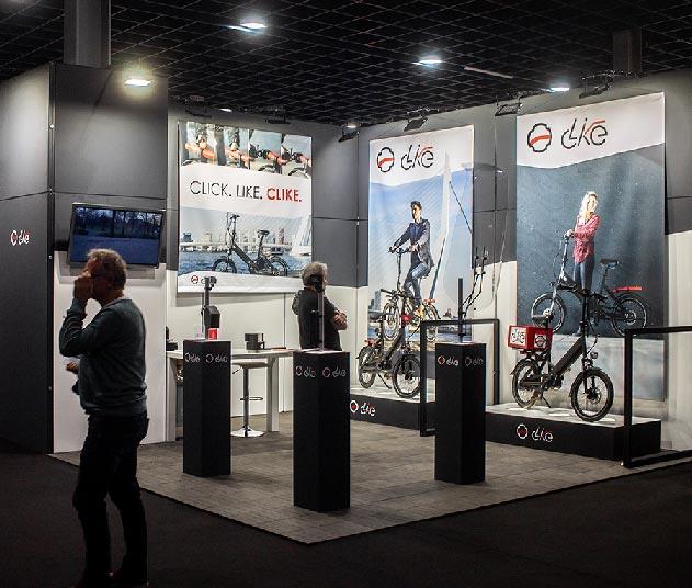Clike Stand BikeMotion 2019