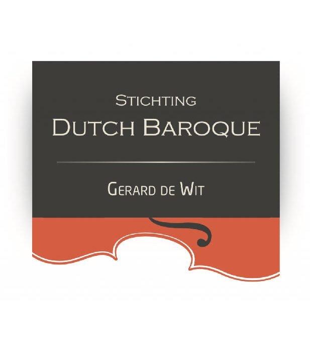 stichting Dutch Baroque – huisstijlontwerp