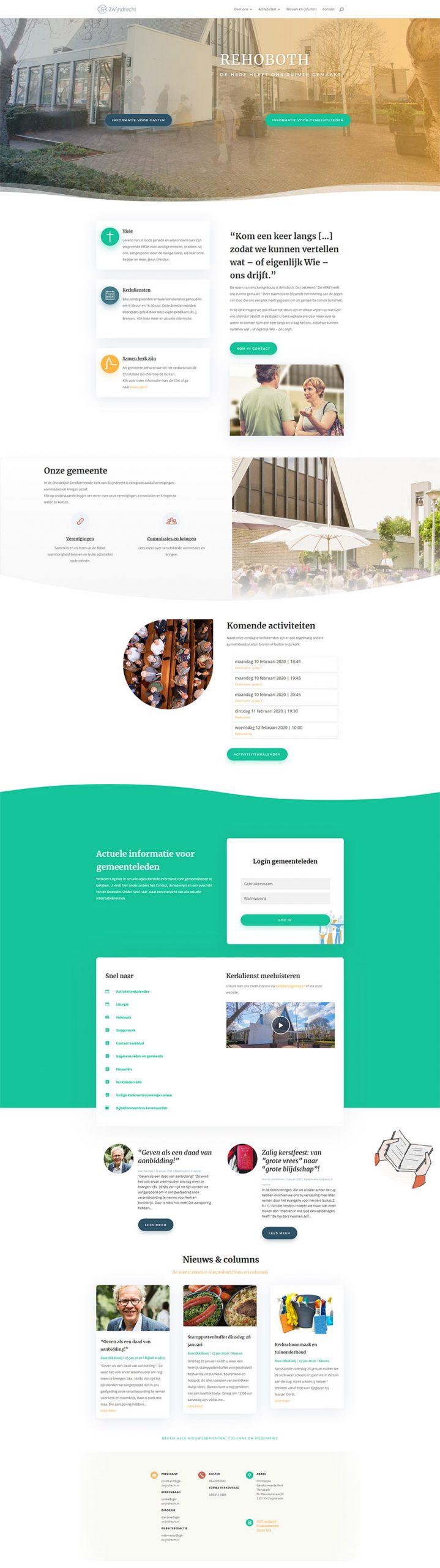 cgk-zwijndrecht-nl-homepage